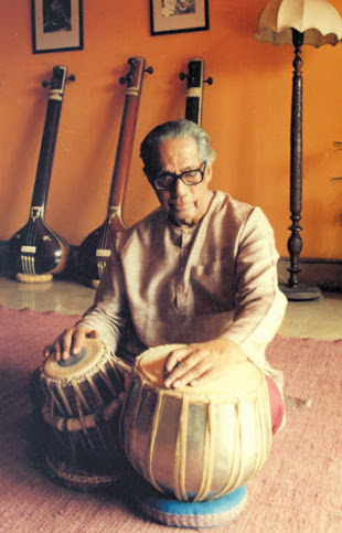 Biography Of An Indian Harmonium And Tabla Player Guru Jnan Prakash Ghosh