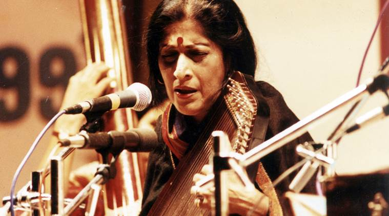Kishori Amonkar Is Counted Among India's Topmost Singers