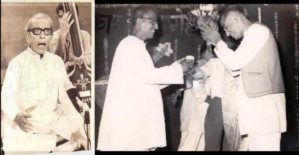 Biography of Versatile Musician Pandit Gajanan
