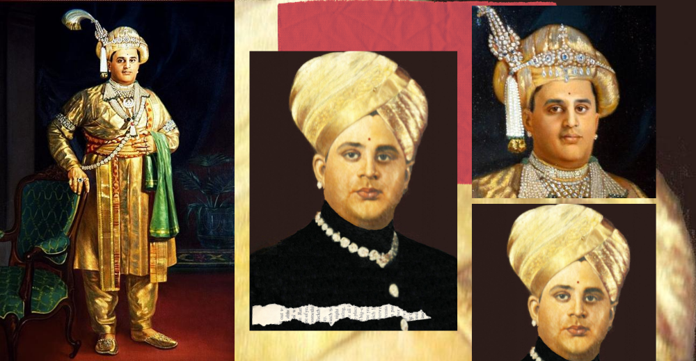 Biography of Maharaja Sir Jayachamarajendra Wadiyar