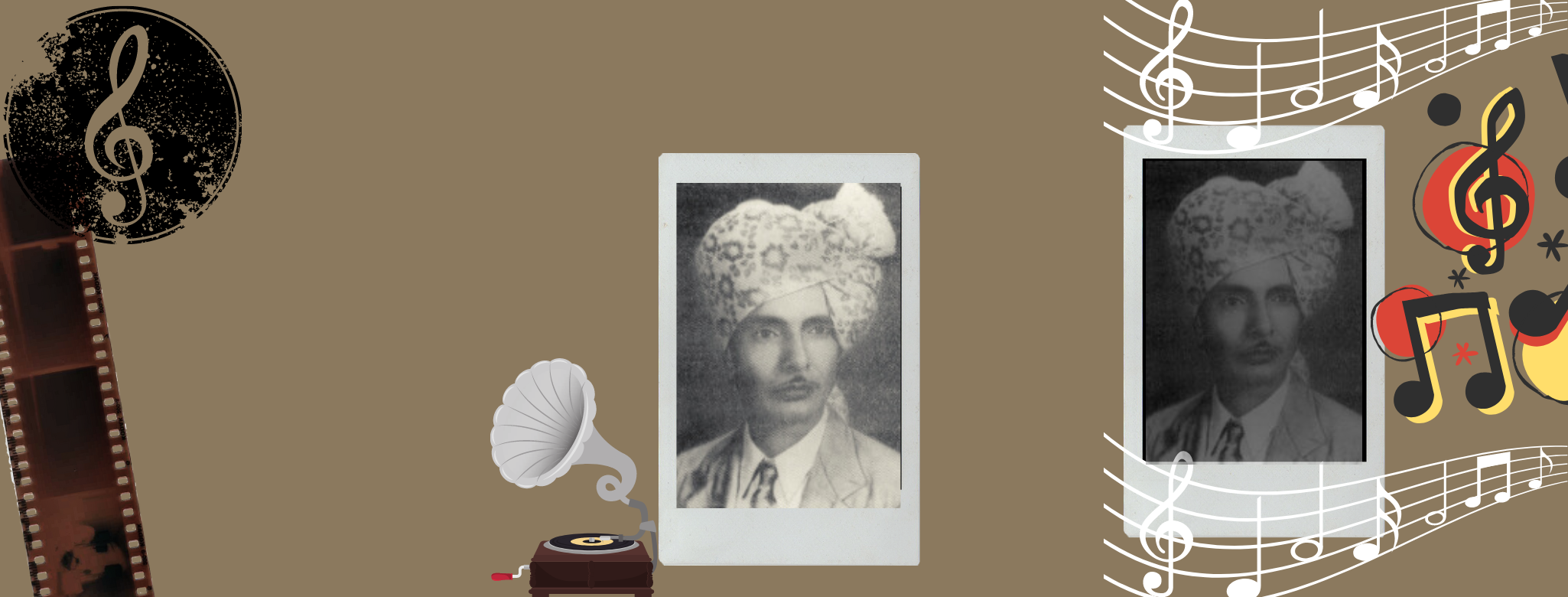 A Biography of a  Famous Musicians Dilip Chandra Vedi