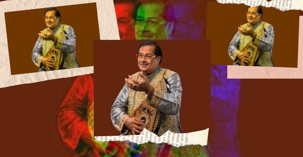 """Ajoy Chakrabarty says  """"I am not worthy of singing in front of you. But I am trying"""""""