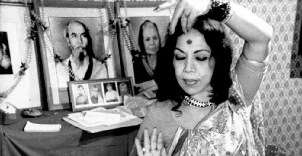 Sitara Devi Popularised Kathak In The Banaras Gharana