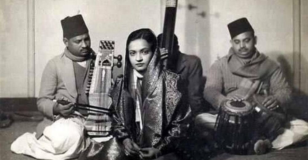 Begum Akhtar- Singing Thumri or Ghazal Is Not All That Easy