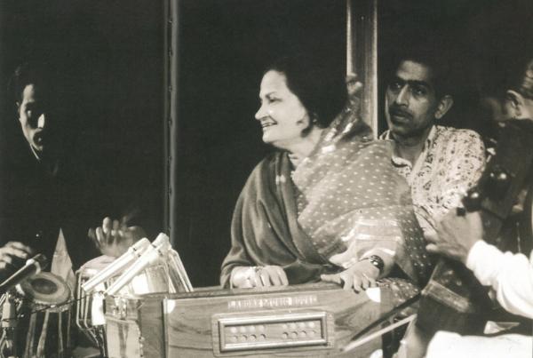 भारतीय गायिका और अभिनेत्री बेगम अख्तर की म्यूजिकल जर्नी