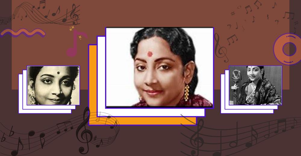 A Biography of an Indian Singer Geeta Dutt
