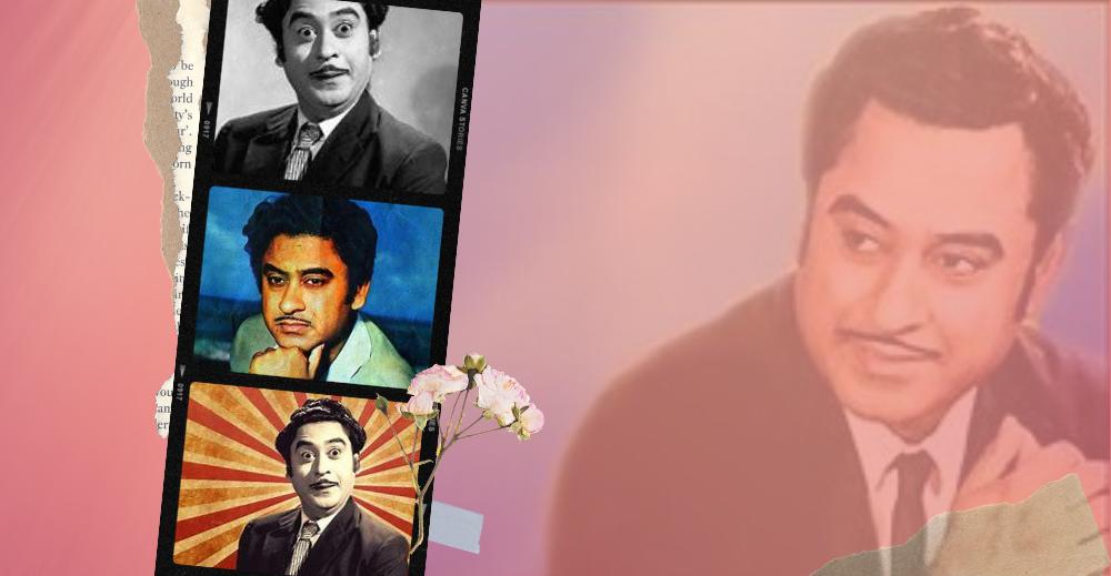 Biography of an Indian Playback Singer Kishore Kumar