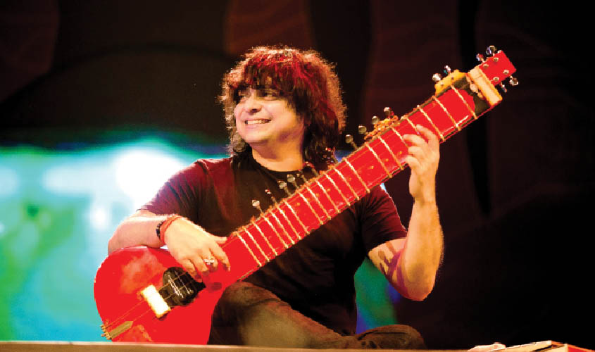 Niladri Kumar- From Raga to Rock