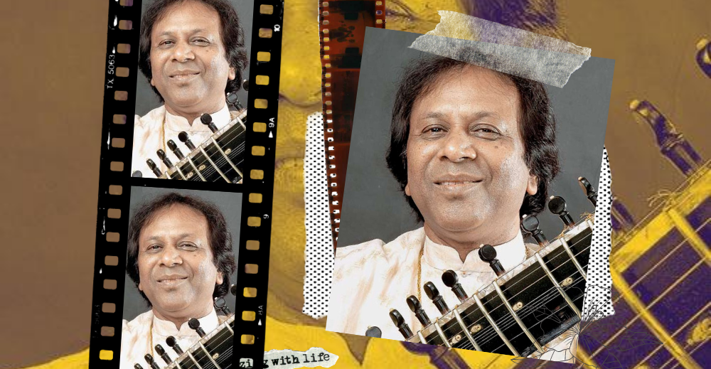 Ustad Shahid Parvez :Raag Is Not Important, Raag Is Only The Entry Point