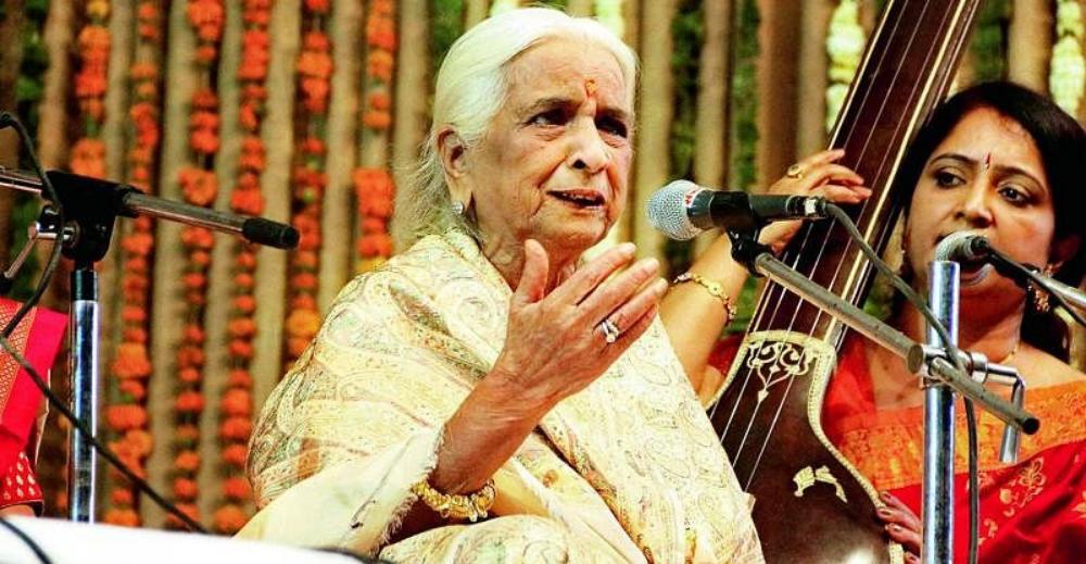 Girija Devi: दस बरस से कम की उम्र में की थी फिल्म