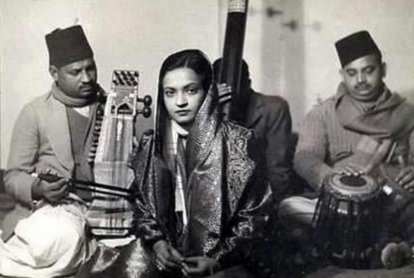 क्या हुआ जब शादी क बाद बेगम अख्तर को पति के कहने पर गाना छोड़ना पड़ा