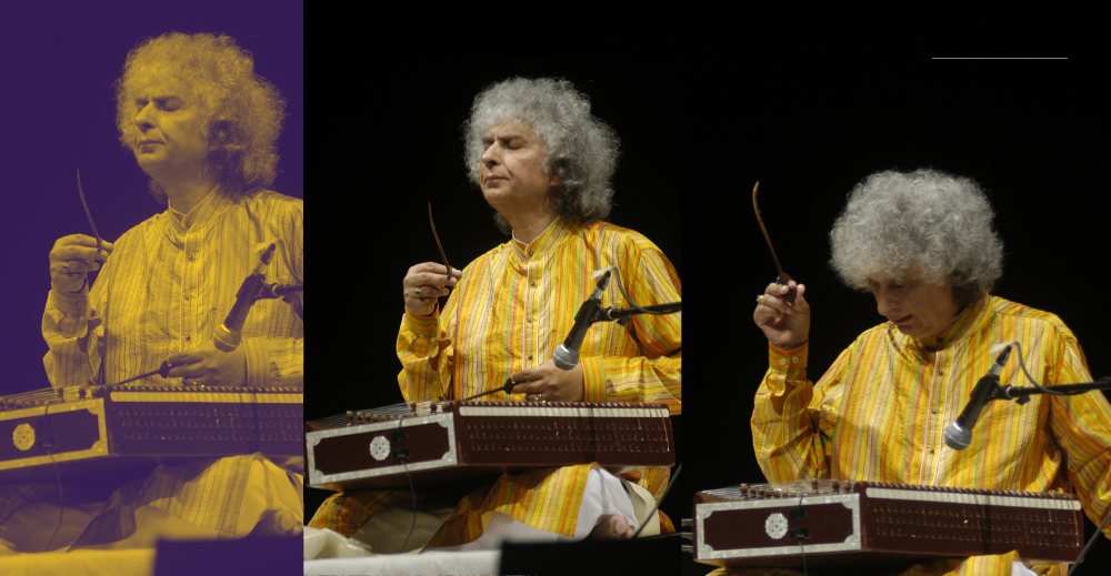 Shivkumar Sharma Started Learning Tabla And Vocals From His Father
