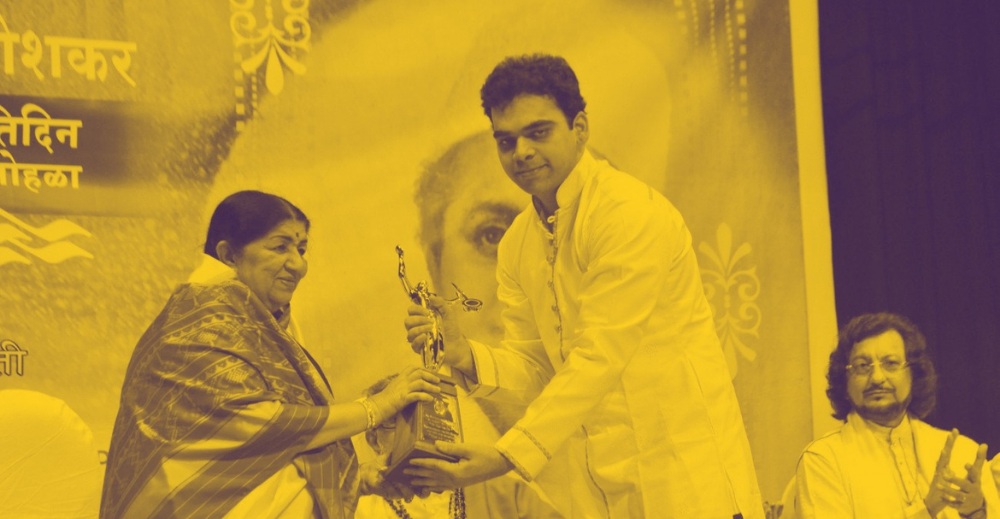 How Rahul Deshpande has emerged as the young face of Indian classical music