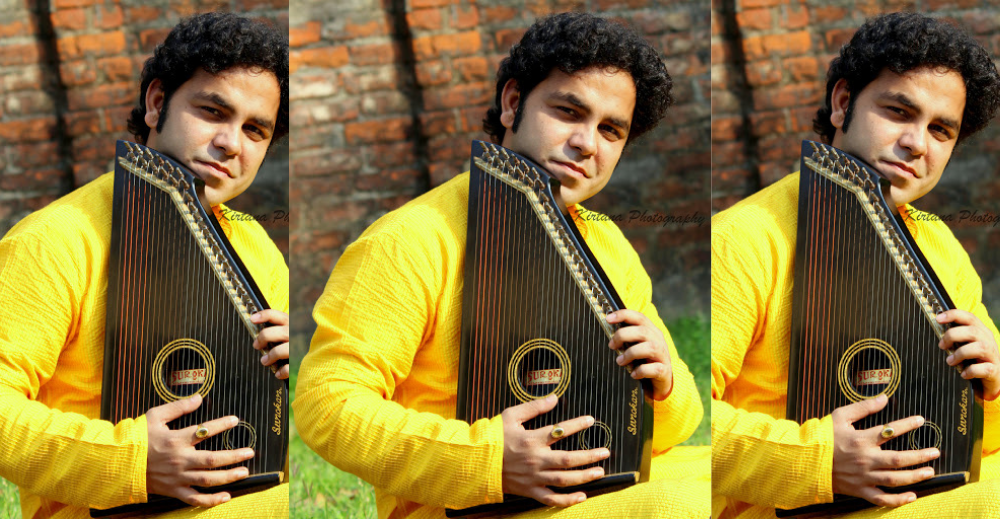 Arshad Ali Khan talent earned him the title of 'Chote Ustad' in his childhood