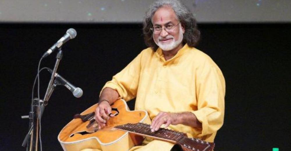 pandit vishwa mohan bhatt exclusive interview on grammy award