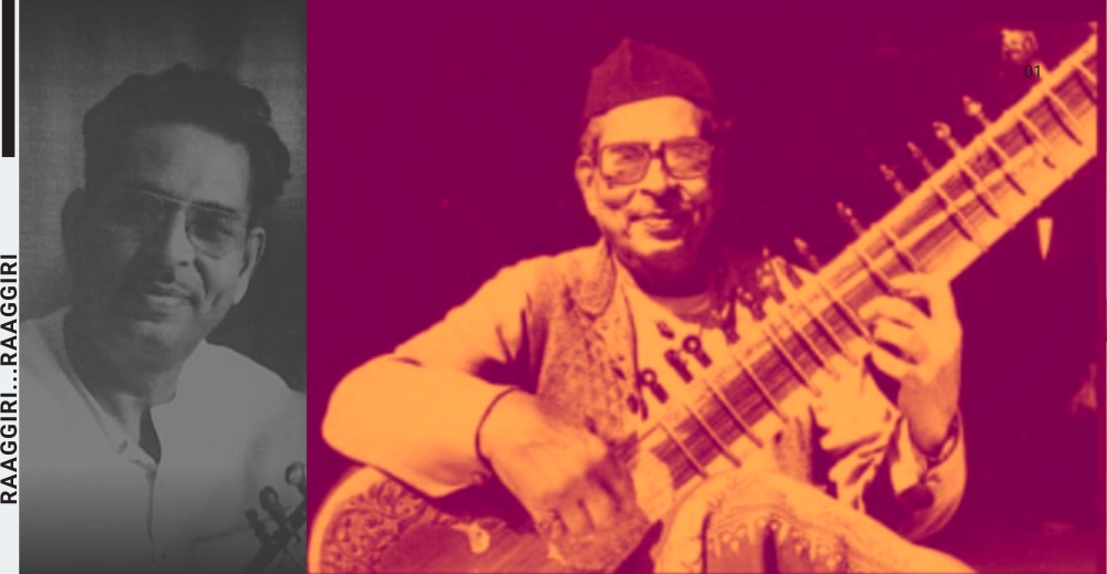 A Biography of Ustad Mushtaq Ali Khan