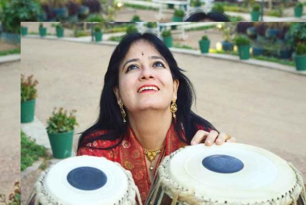 Meet Anuradha Pal, India's first professional woman tabla player