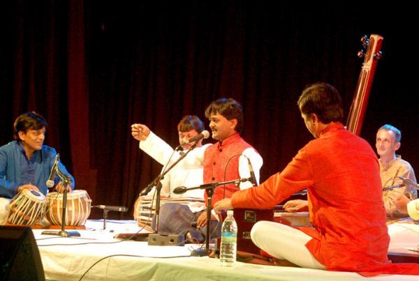 Pandit Jayateerth Mevundi, the Dharwad stalwart who has taken the Hindustani music world by storm