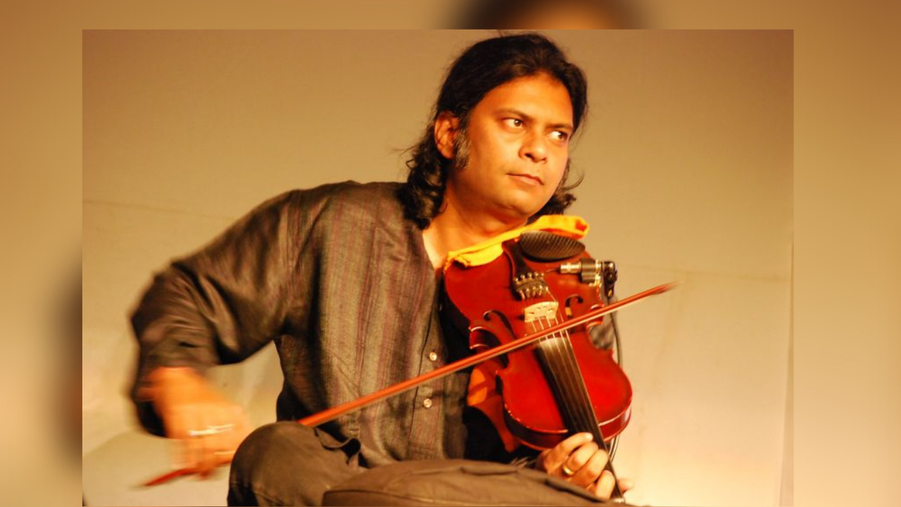 """This song is a message, a plea, a prayer to the world to open all the borders to spread love. """" -Sharat Chandra Srivastava"""